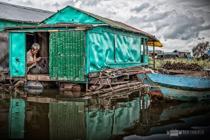 rutas camboya