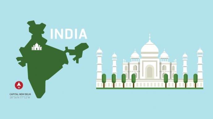 visado a india