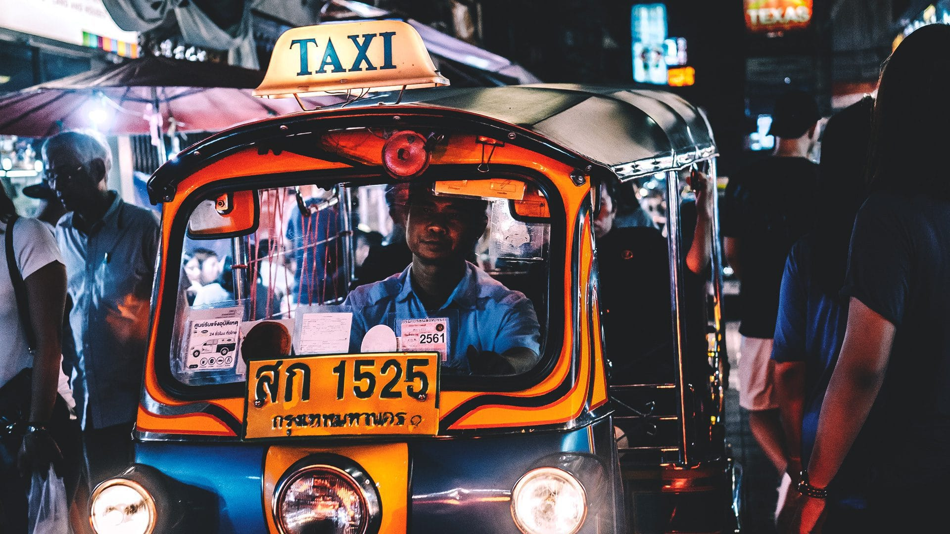 Timos tailandeses | Rojo Cangrejo Blog de Viajes