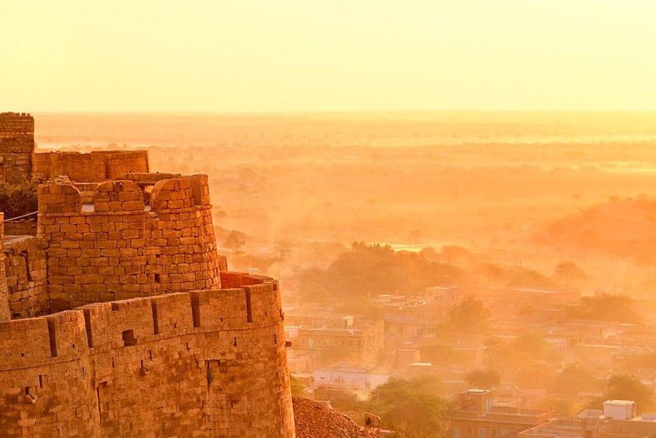 qué hacer en Jaisalmer