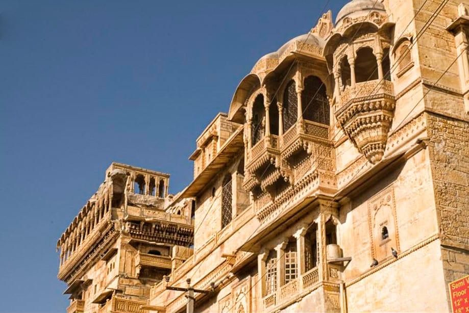 Qué ver el Jaisalmer