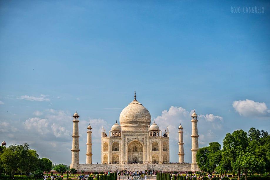 ruta por India