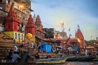 cosas que ver en Varanasi