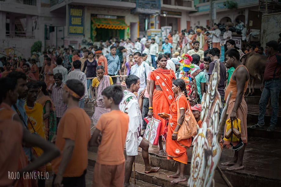 Orillas del Ganges
