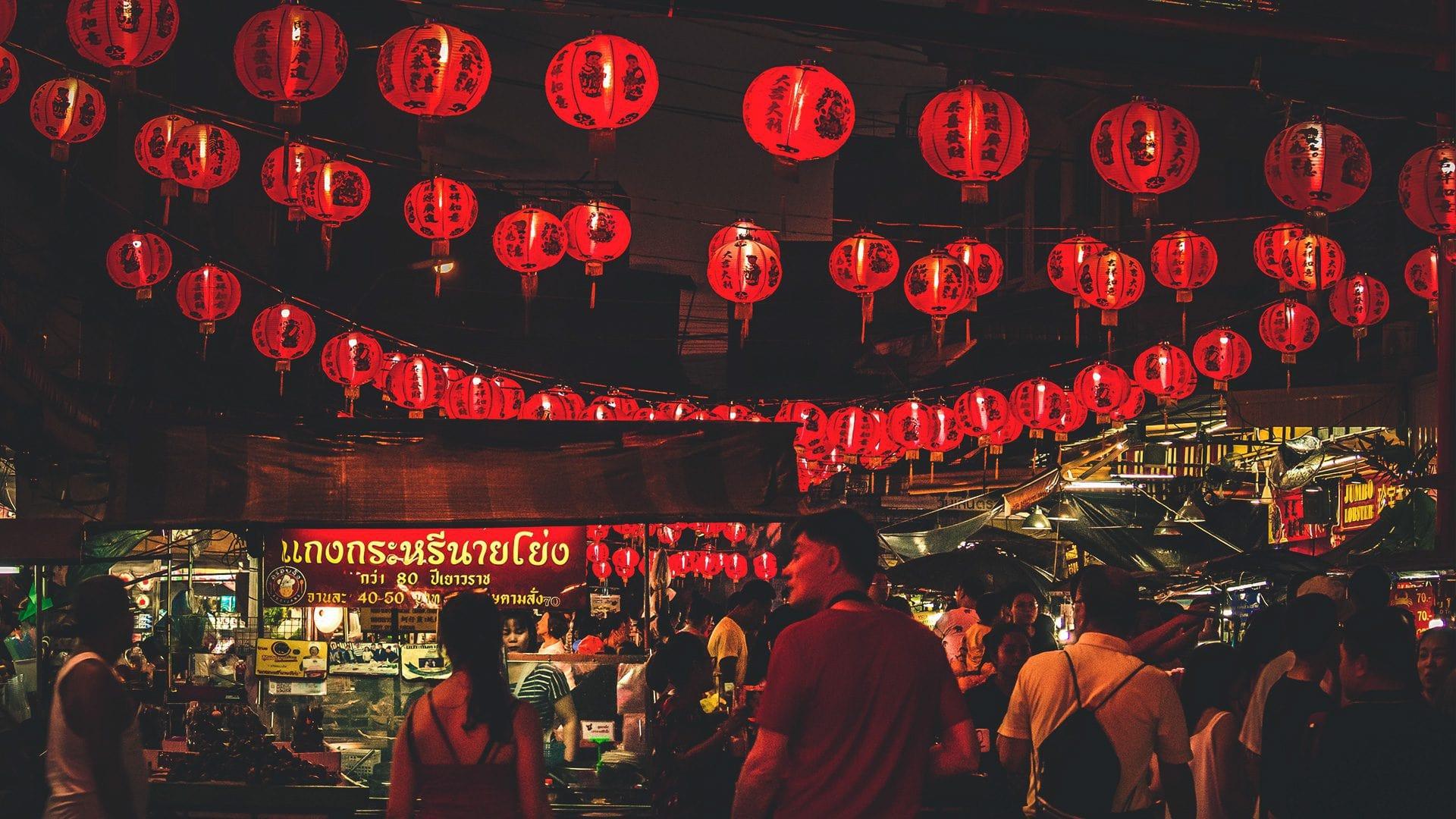 Qué ver en Chinatown de Bangkok | Rojo Cangrejo Blog de Viajes