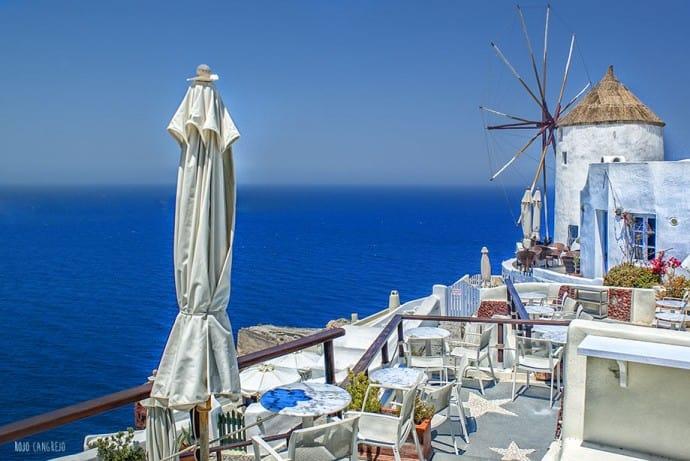 qué ver en Santorini