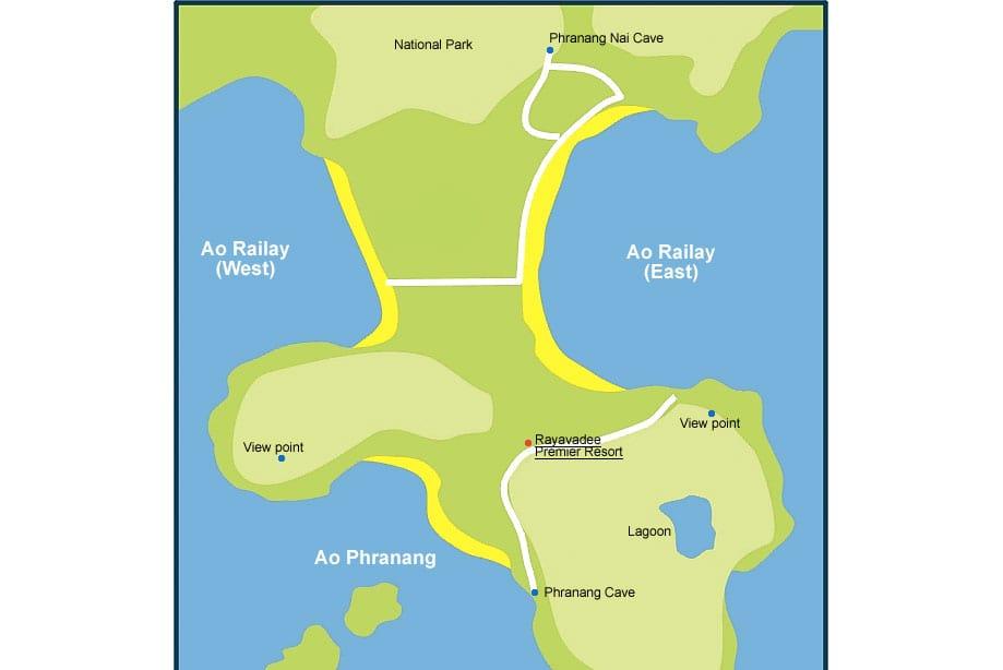 plano railay