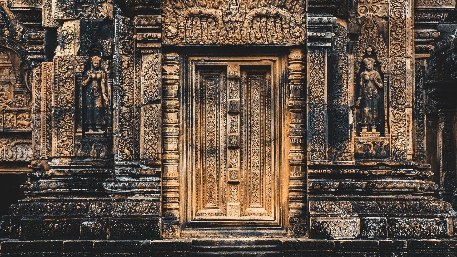 Templos de Angkor Wat en Camboya | Rojo Cangrejo Blog de Viajes