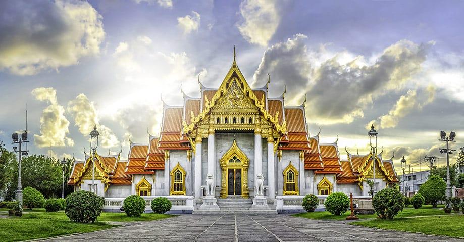 palacio de bangkok