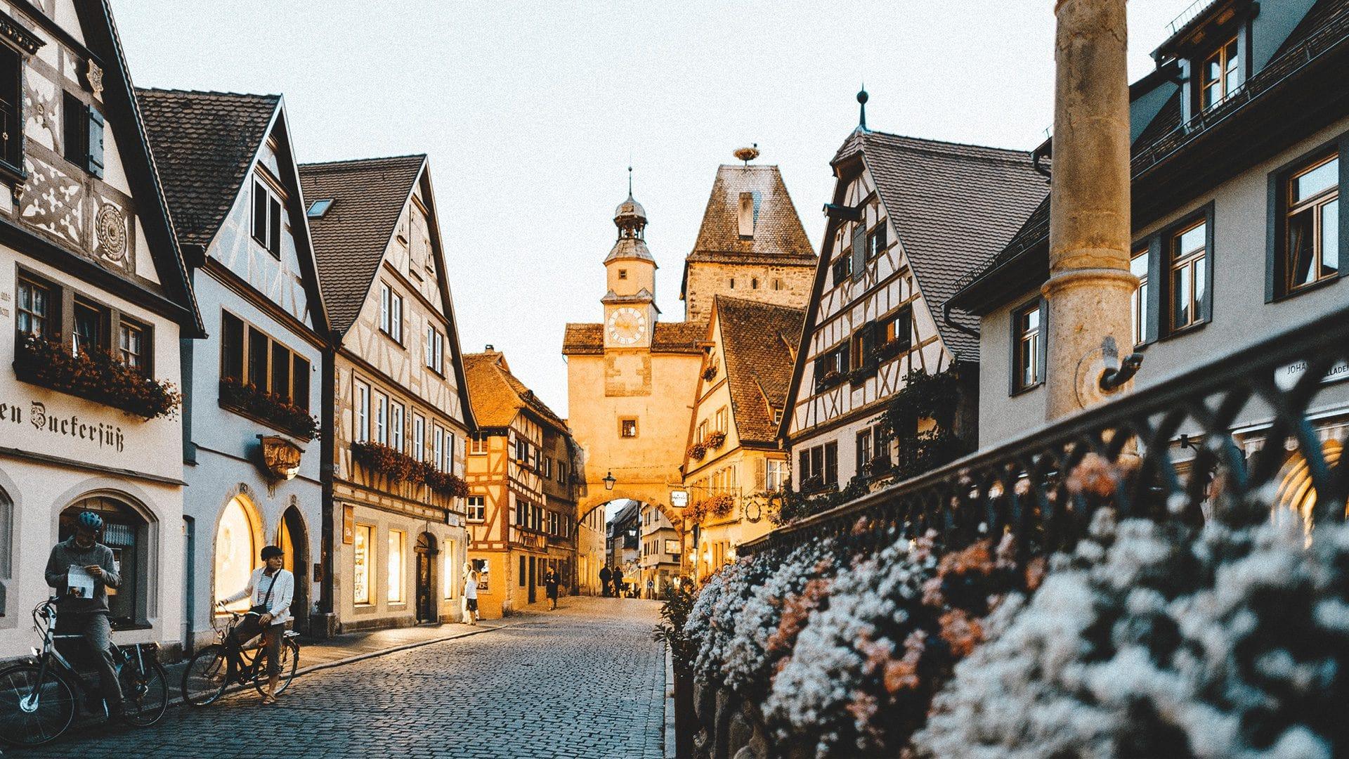 Ruta Romántica en Alemania | Rojo Cangrejo Blog de Viajes