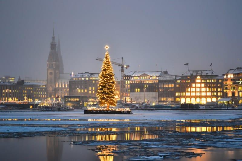 mercadillos navideños alemania