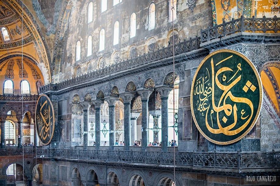 Santa Sofia Estambul