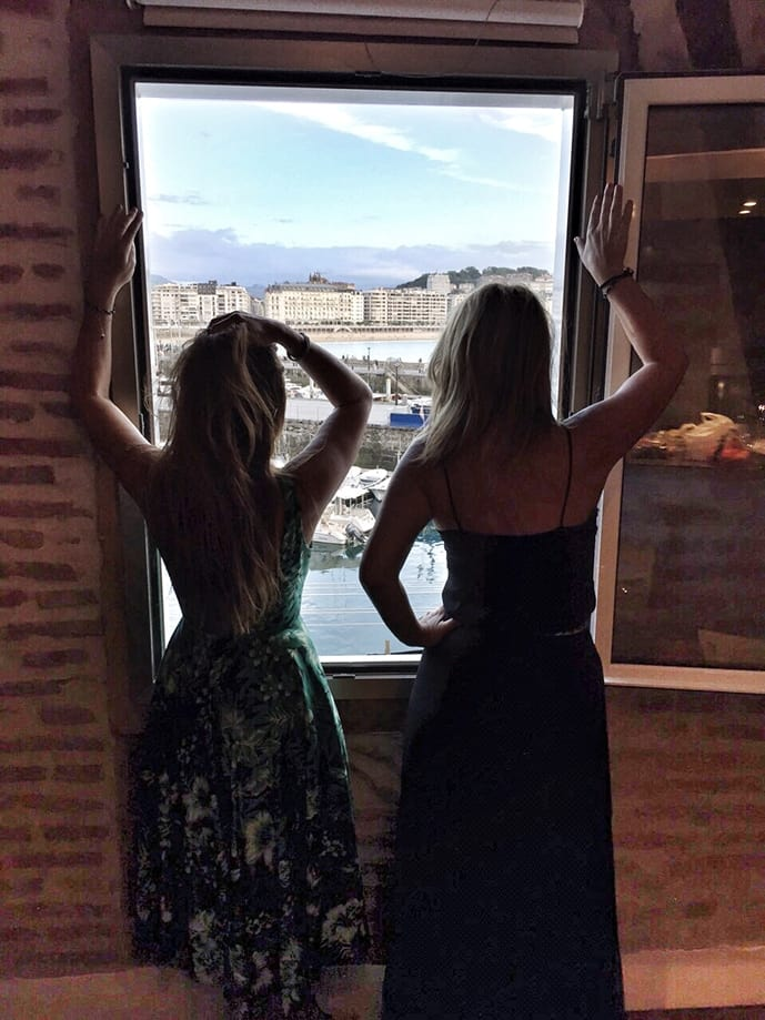 sisters and the city