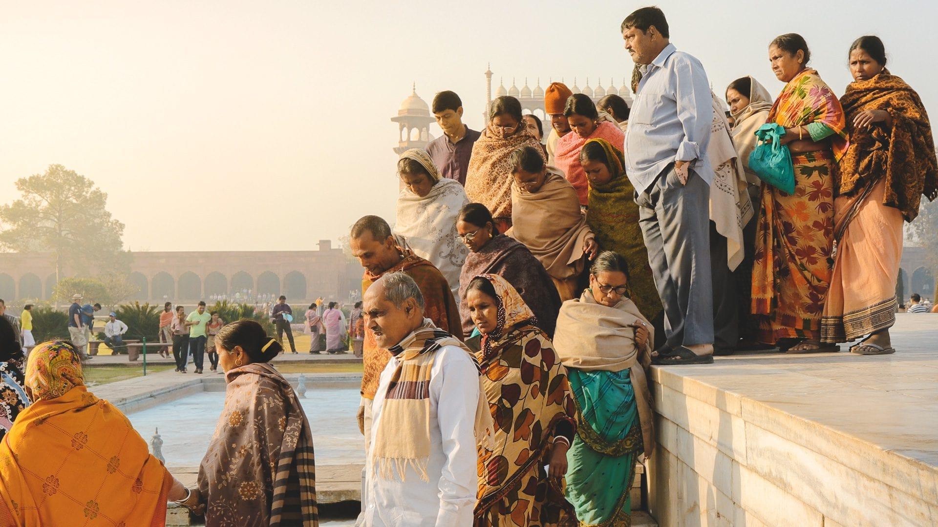 Qué día visitar el Taj Mahal | Rojo Cangrejo Blog de Viajes