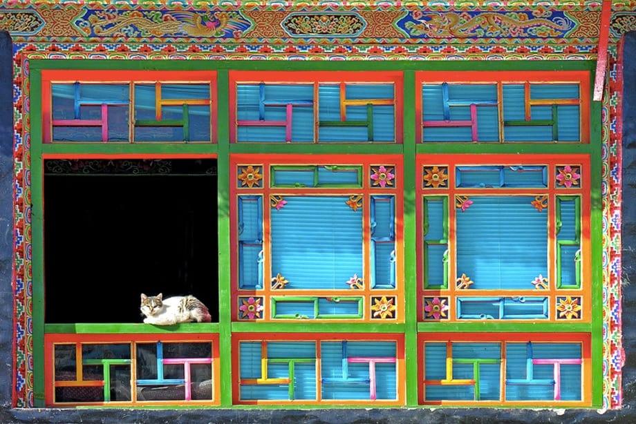 viajes al tibet
