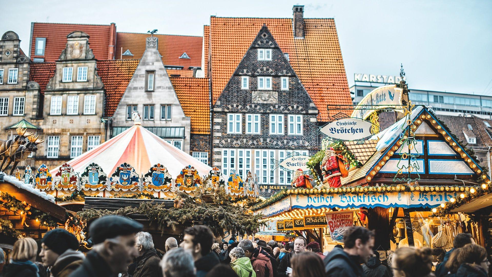 Qué ver en Bremen | Rojo Cangrejo Blog de Viajes