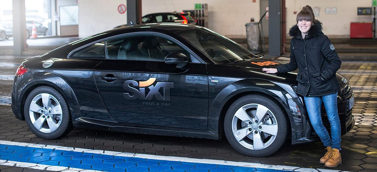 alquiler coche en Alemania