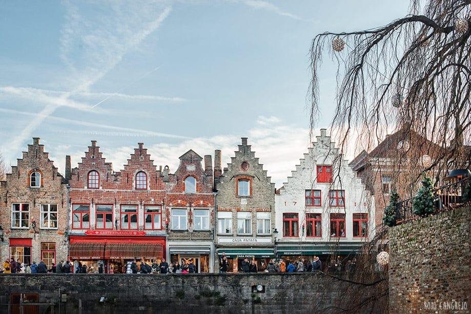 brujas belgica lugares de interés