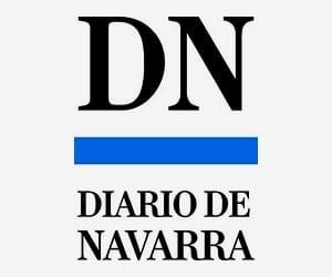 Rojo Cangrejo en Diario de Navarra