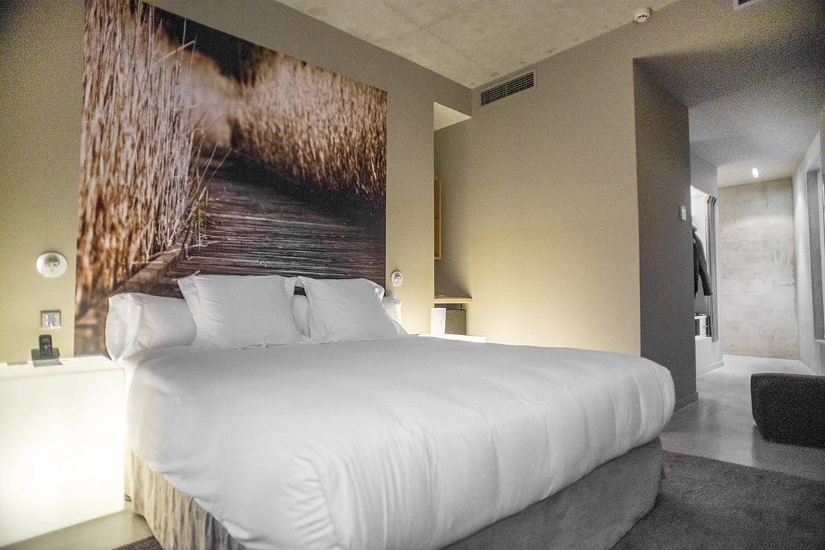 Habitación hotel Viura