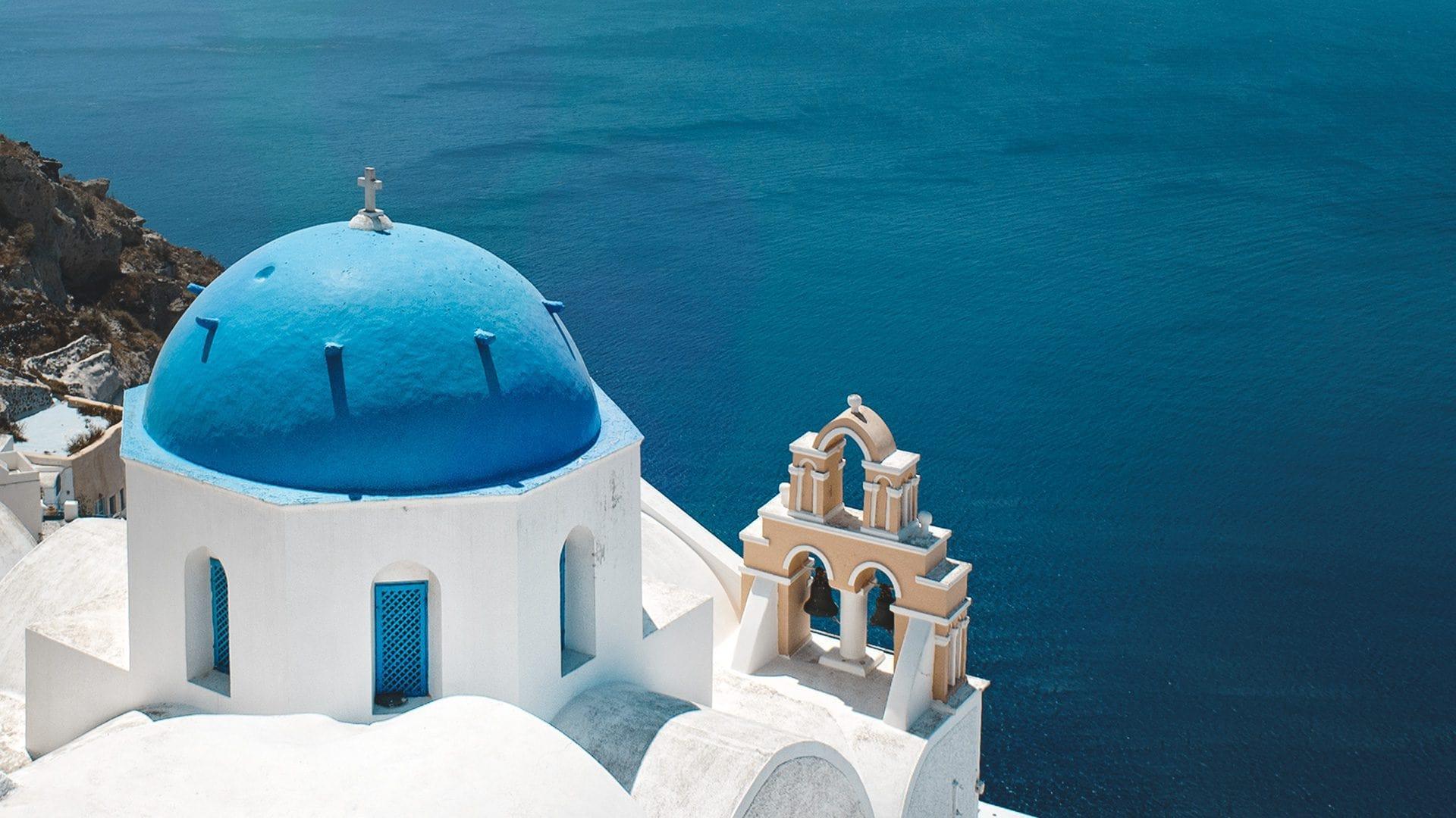 Qué ver en Oia Santorini | Rojo Cangrejo Blog de Viajes