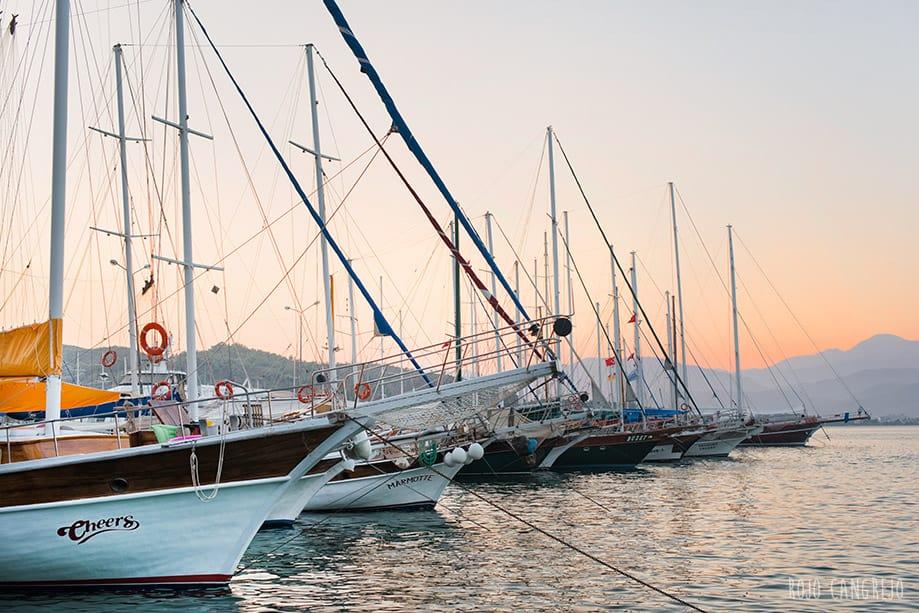 qué ver en la costa turca