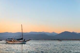 qué visitar en la costa turca