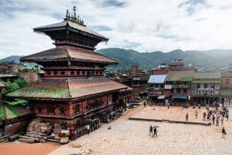 que ver en Bhaktapur