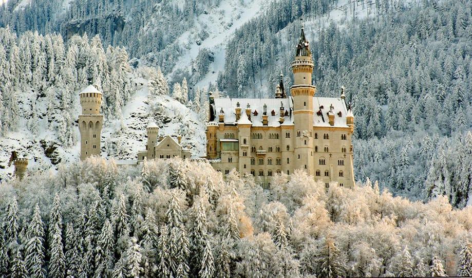 castillo de baviera