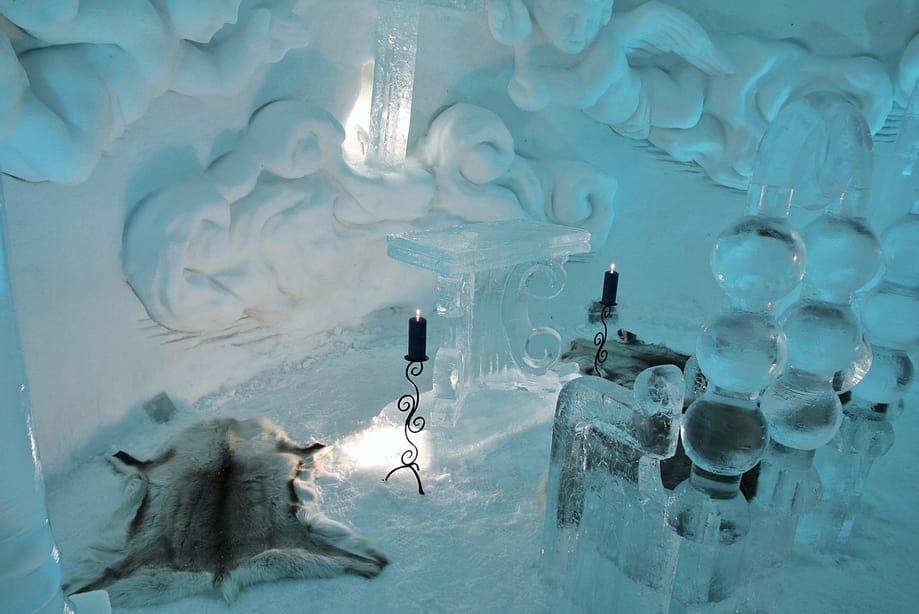 hotel de hielo Austria