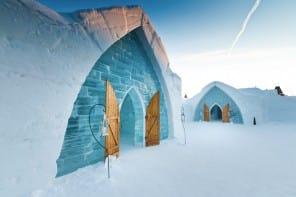 hotel de hielo Canadá