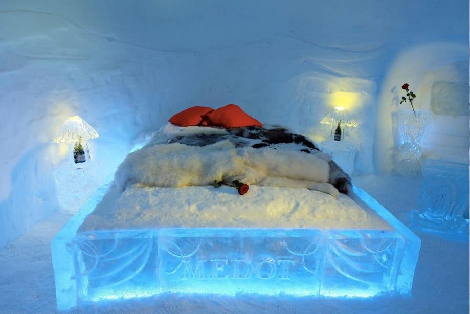 hotel de hielo Eslovenia