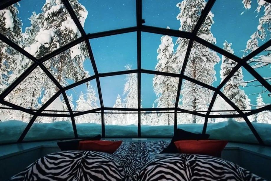 hoteles de hielo Finlandia