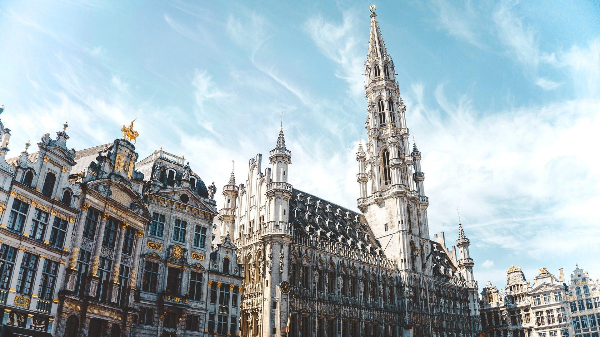 Manneken Pis de Bruselas | Rojo Cangrejo Blog de Viajes