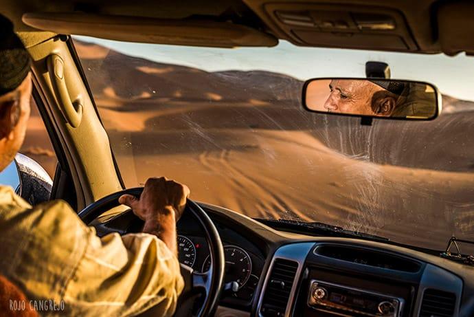 ¿Cómo ir al Sáhara desde Marrakech?