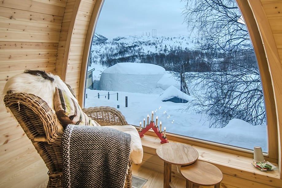 hoteles de hielo Noruega