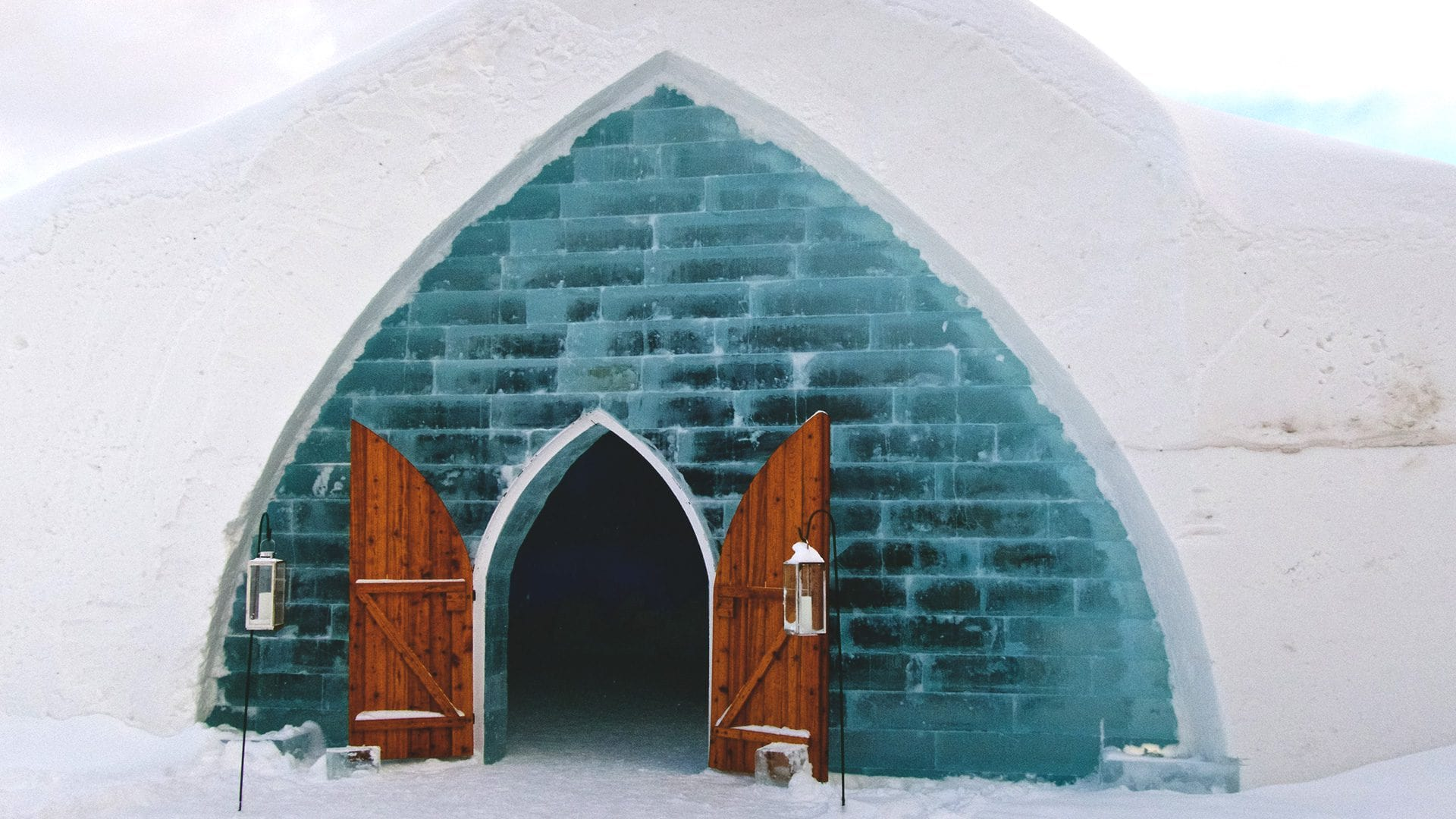 Hoteles de hielo | Rojo Cangrejo Blog de Viajes