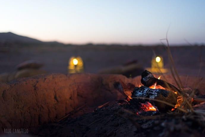 qué ver desierto marruecos