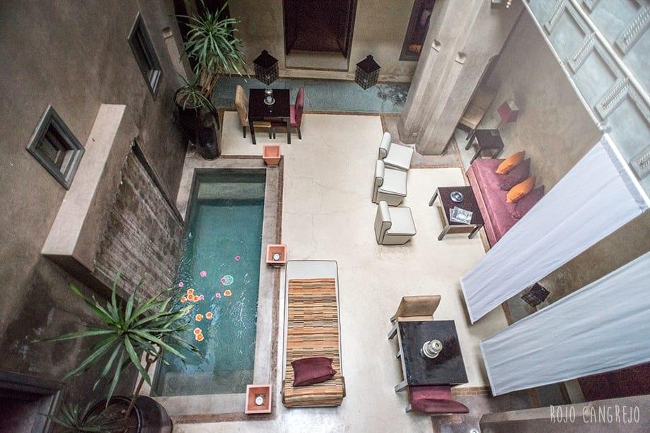 Marrakech 2 días