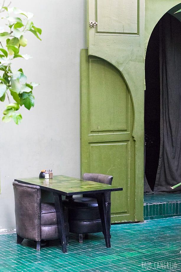 marrakech con encanto