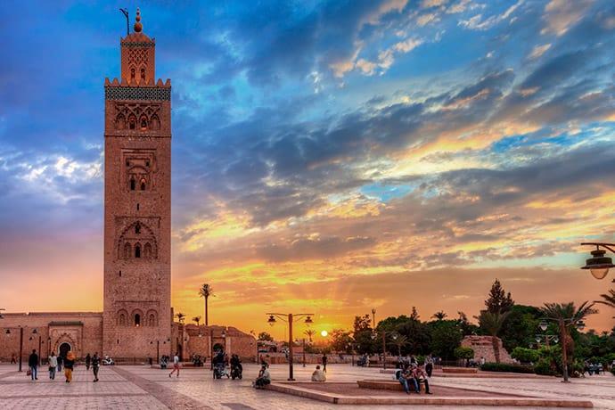 Qué hacer dos días en Marrakech