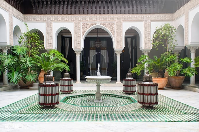 qué hacer en marrakech 2 días