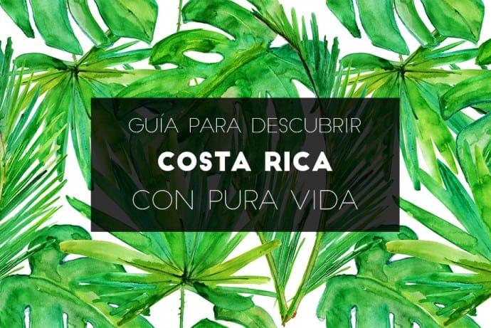 qué ver en Costa Rica