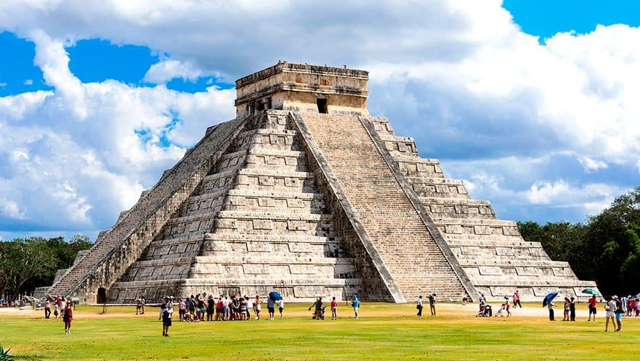 Chichen Itzá en México