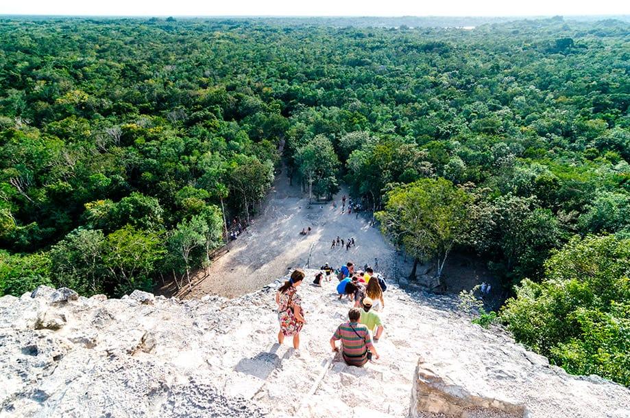 Cobá en México