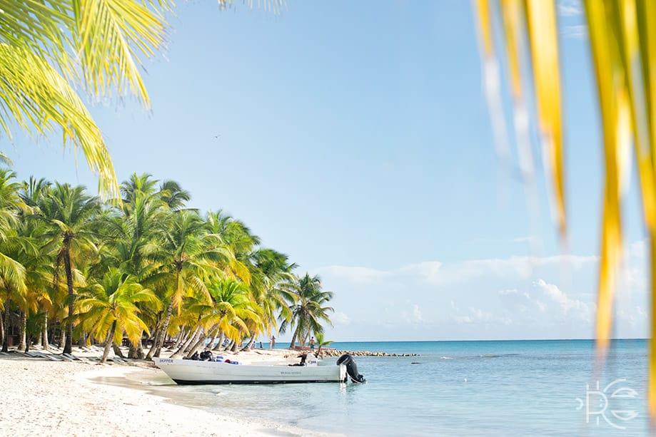 Isla Saona en República Dominicana
