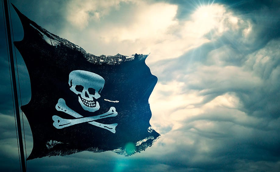 Símbolos piratas reales