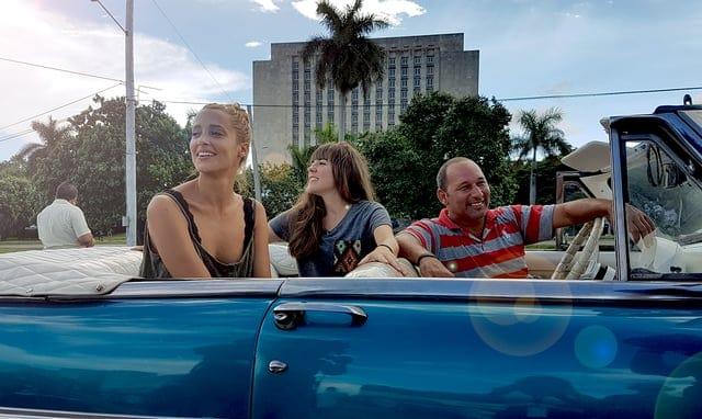 almendrón Cuba