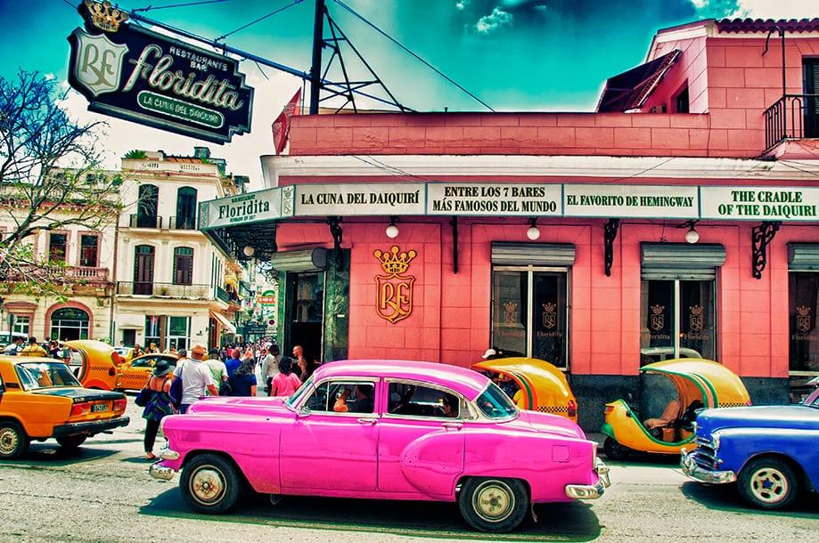 Bar El Floridita- La Habana
