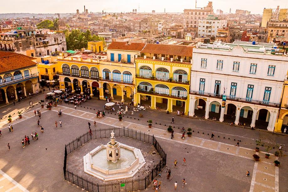 Plaza de la Habana Vieja